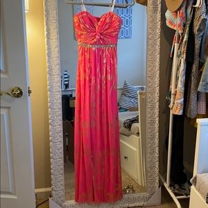 City triangles long evening gown/prom dress
